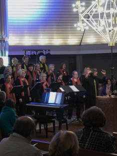 A Gospelstory mit juST wANNA sing | Vorschaubild